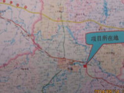 地图-山东省费县鑫磊园木业机械配件厂(原鑫磊机械)